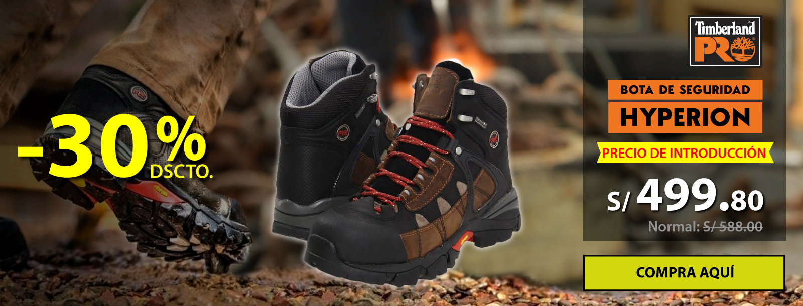 timberland hyperion